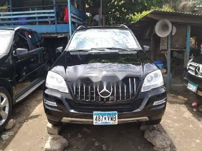 Foreign Used Mercedes-Benz ML350 2011 Model for sale