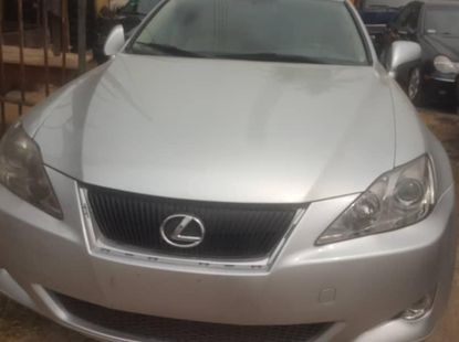 Foreign Used Lexus IS 2007 model for sale
