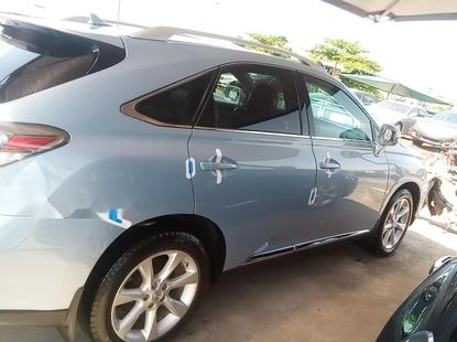 Neat Foreign Used Lexus RX 2016 Model for sale in Lagos.
