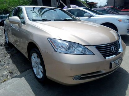 Foreign Used 2009 Lexus ES for sale