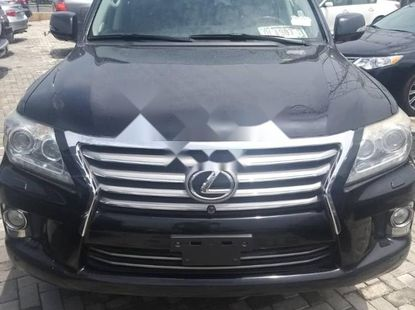 Super Clean Foreign Used Lexus LX 2013 Model for Sale