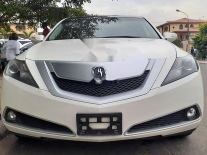 Very Clean Foreign Used Acura ZDX 2012 Model for Sale
