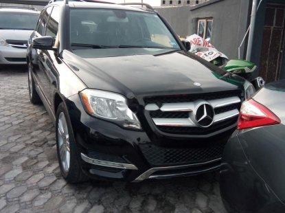 Very Clean Tokunbo Mercedes-Benz GLK 2015 Model for sale