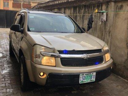 Clean Naija Used Chevrolet Equinox 2007 ₦990,000 for sale