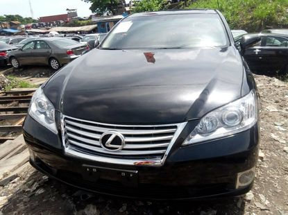 Foreign Used Lexus ES 2012 Model for sale