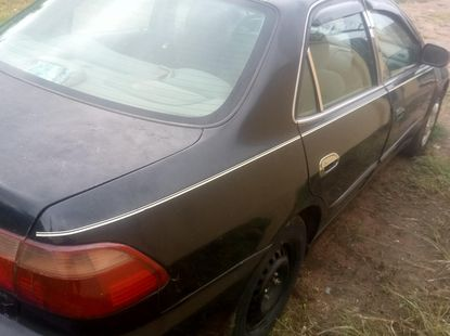 Clean Naija Used Honda Baby Boy 1998 Model
