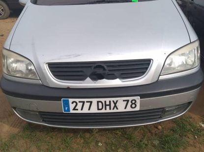 Foreign Used 2004 Opel Zafira for sale