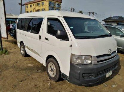 Naija Used Toyota HiAce 2003 Model
