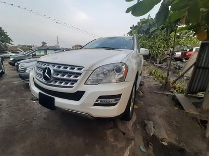 Mercedes-Benz ML350 2010 ₦5,200,000 for sale