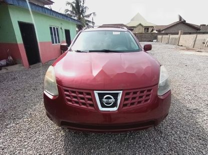 2008 Nissan Rogue for sale