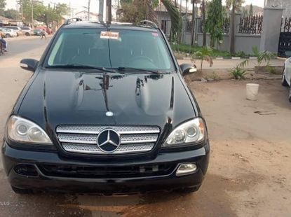 Mercedes-Benz ML350 2005 ₦2,250,000 for sale