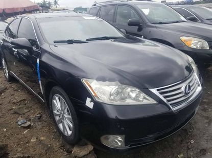 Foreign Used Lexus ES 2011 Model Gray