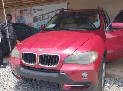 BMW X5 2008 ₦2,550,000 for sale