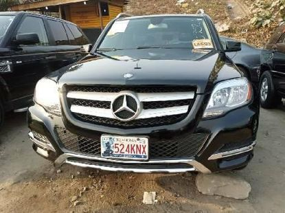 Foreign Used Mercedes-Benz GL-Class 2014 ₦8,200,000 for sale