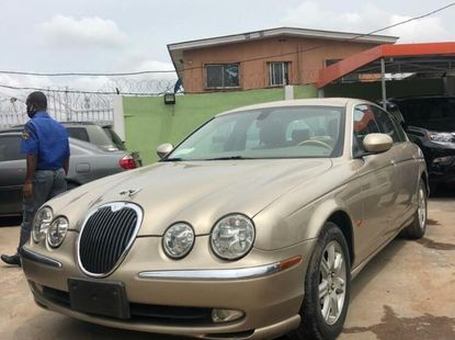 Foreign Used 2006 Model Jaguar S-Type for sale