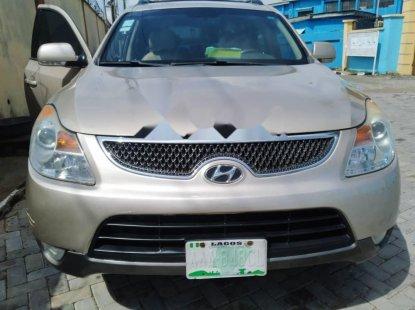 Foreign Hyundai Veracruz 2009 Model for sale