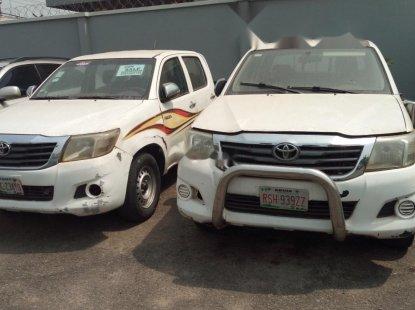 Naija Used  2012 Toyota Hilux for sale