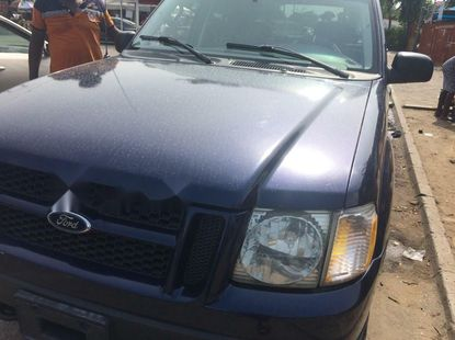 Foreign Used 2004 Ford Explorer for sale