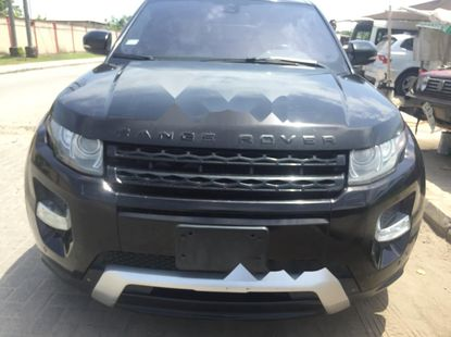 Naija Used Land Rover Range Rover Evoque 2013 Model
