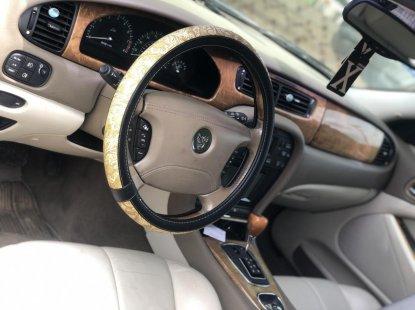 Foreign Used Jaguar S-Type 2005 Model Blue
