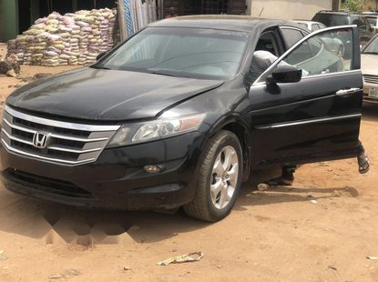 Foreign Used Honda Accord CrossTour 2011 Model for sale
