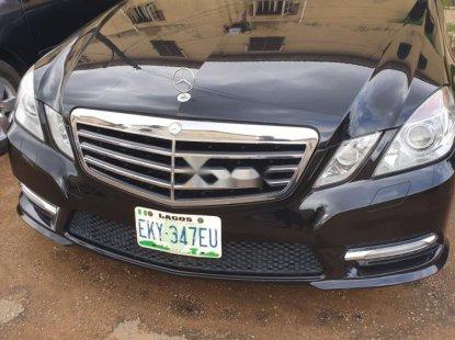 Naija Used 2013 Mercedes-Benz E350 for sale