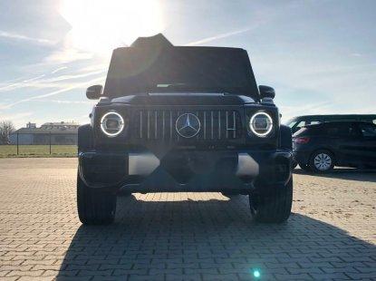 Tokunbo Mercedes-Benz G63 2019 Model Black