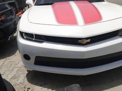 Foreign Used Chevrolet Camaro 2015 for sale