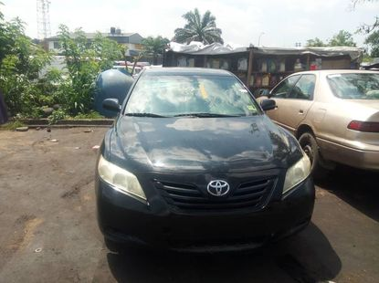 Foreign Used 2007 Toyota Camry for sale