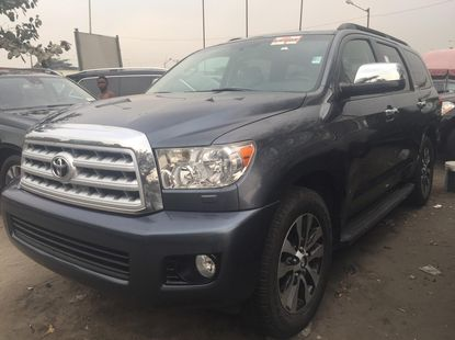 Tokunbo 2010 Toyota Sequoia for sale