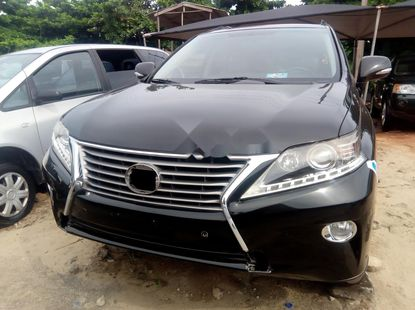 Full option Lexus RX 2013 Model for sale