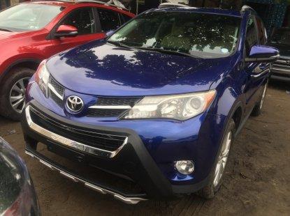 Direct Tokunbo 2015 Toyota RAV4 for sale
