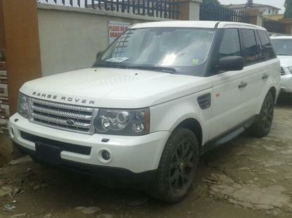 Tokunbo 2008 Range Rover Sports HSE for sale