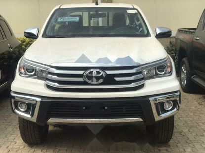 Tokunbo Toyota Hilux 2018 Model for sale