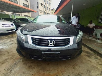 A foreign used Honda accord 2009 For Sale