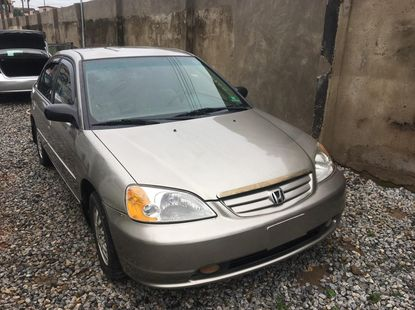 Foreign Used Honda Civic 2004 Model for sale