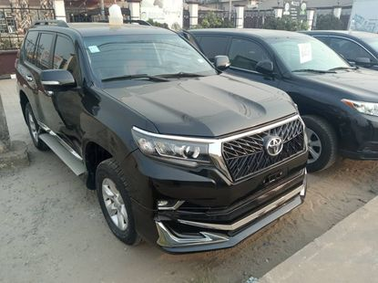 GOOD-DEAL - UPGRADE TO 2019. CLEAN USED PRADO FOR SALE