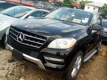 Mercedes-Benz ML350 2013 ₦10,000,000 for sale