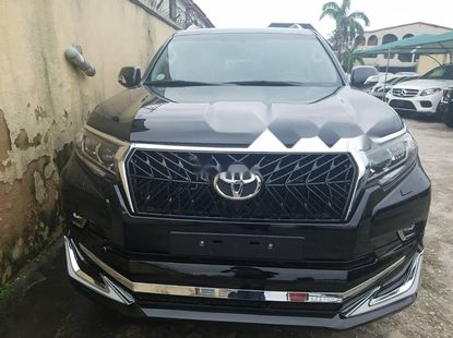 Toyota Land Cruiser Prado 2019 ₦36,000,000 for sale