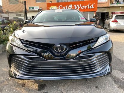 Toyota Camry 2018 ₦19,500,000 for sale