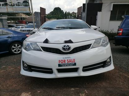 Toyota Camry 2012 ₦4,500,000 for sale