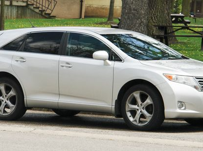 Here're the reasons for the Toyota Venza's rising popularity in Nigeria
