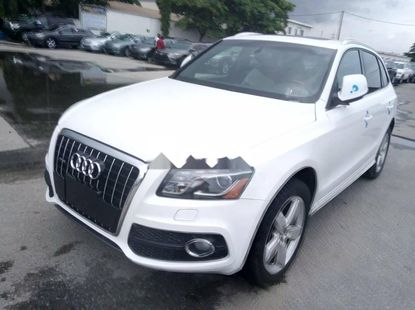 Audi Q5 2013 ₦9,000,000 for sale