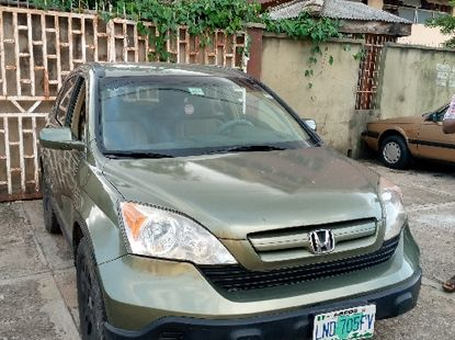 Honda CR-V 2008  Nigerian used for sale