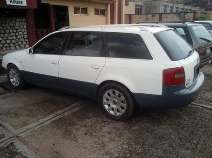 Audi A6 1999 Nigerian used for sale
