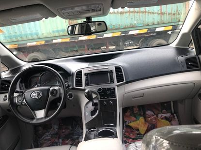 Accident free foreign used 2013 Toyota Venza