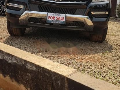 2015 Mercedes-Benz ML350 for sale