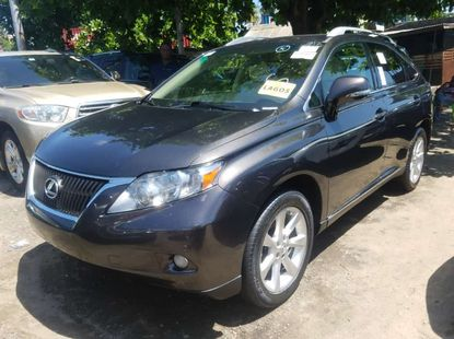 Very sharp foreign used 2011 lexus rx350