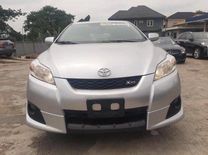 Toyota Matrix 2009 ₦3,100,000 for sale