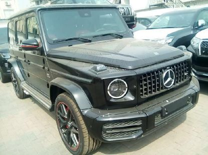 Mercedes-Benz AMG 2019 ₦150,000,000 for sale